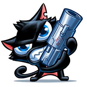枪炮猫(含数据包)