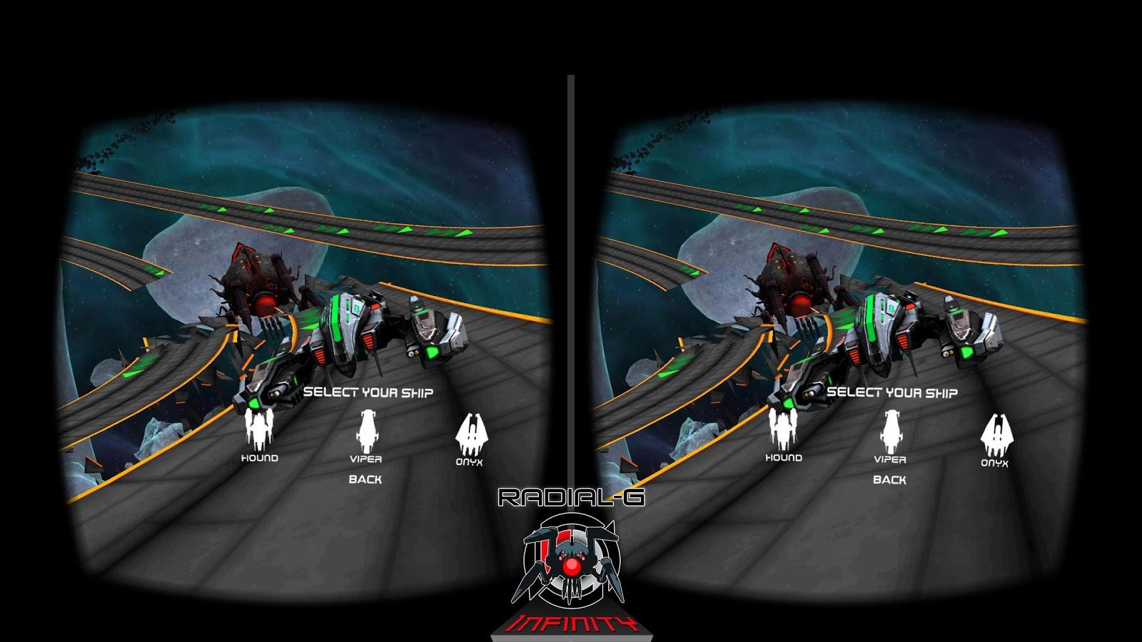 银河穿梭机VR图2