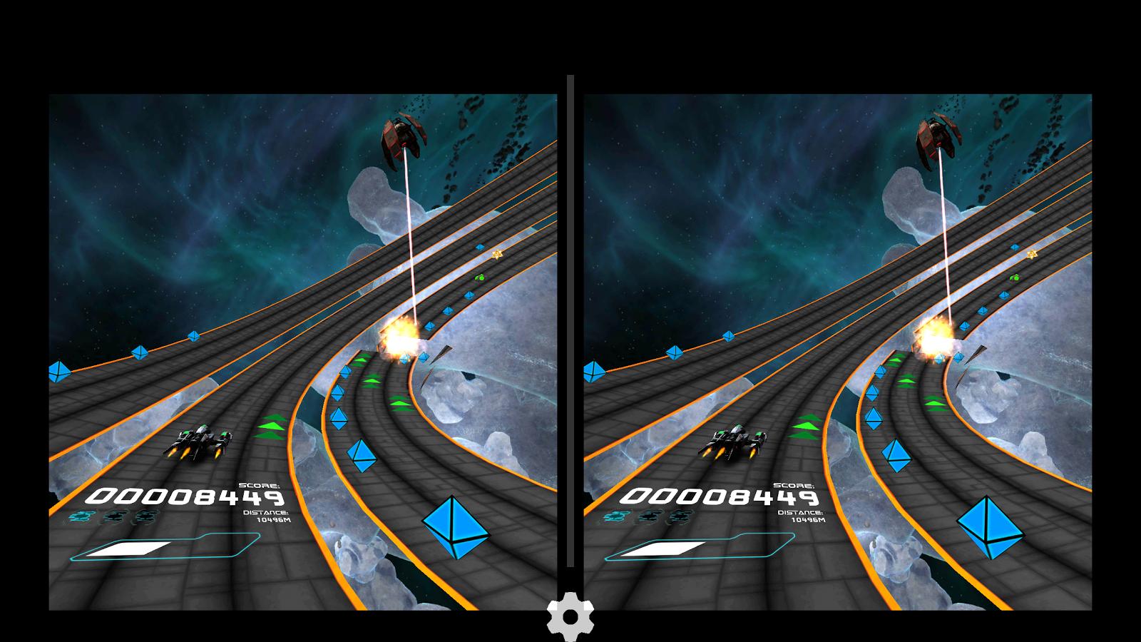 银河穿梭机VR图5