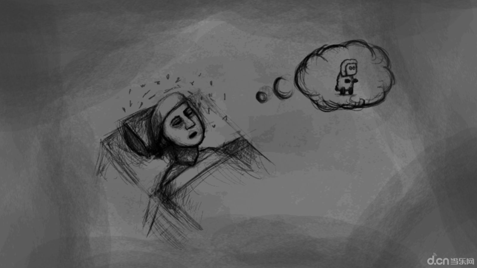 我讨厌失眠表情包分享展示图片