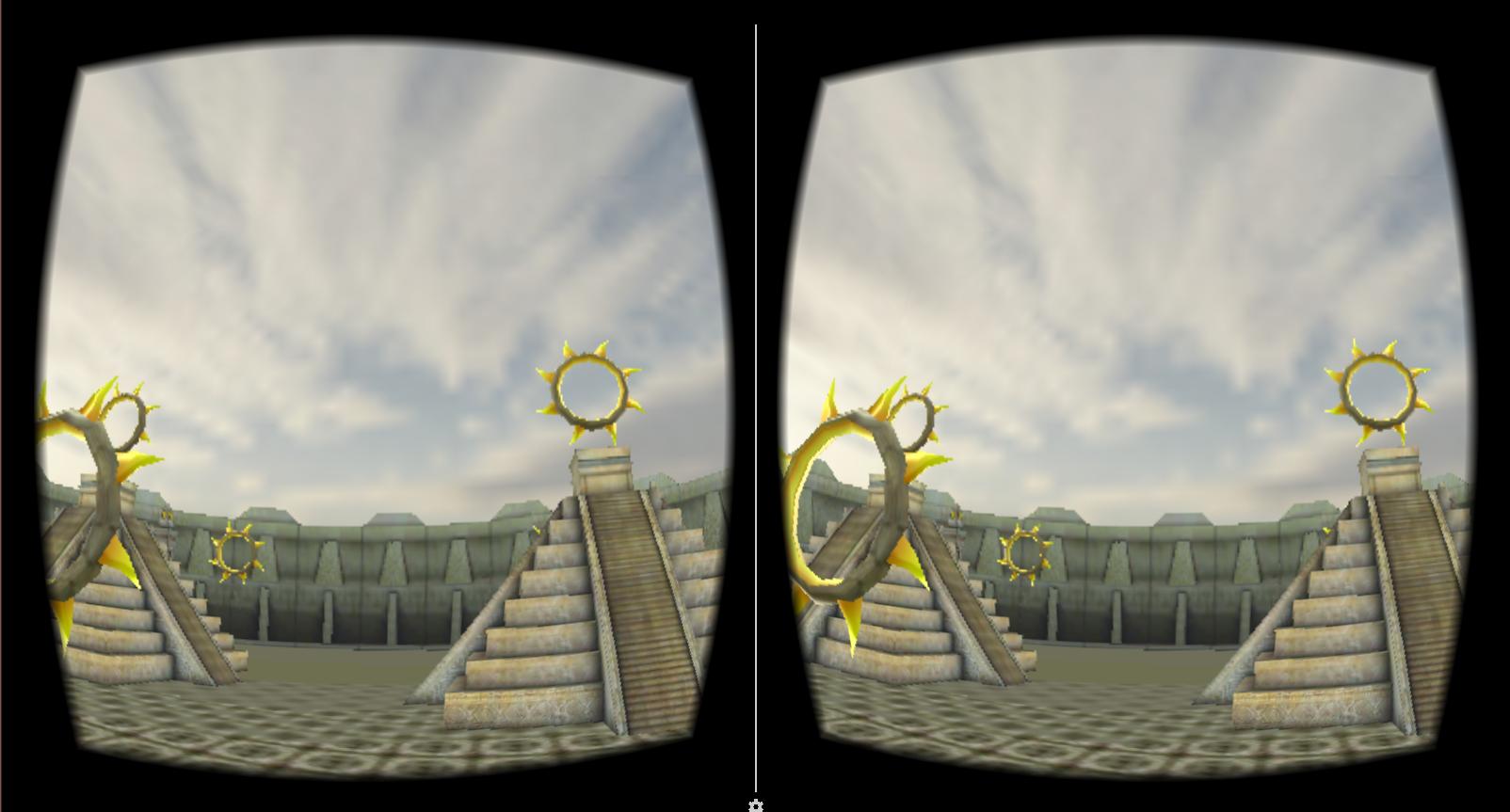 星骑兵竞技场VR图1