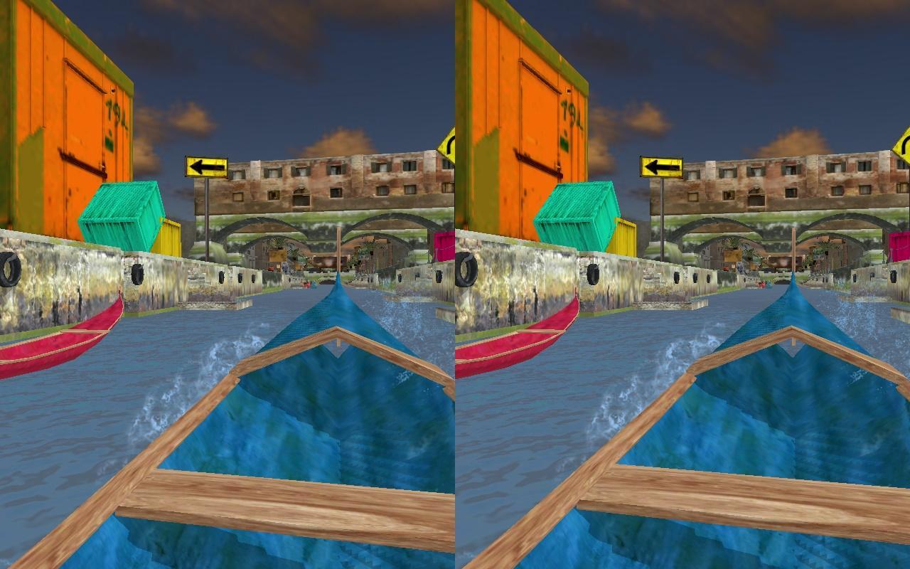城市游船VR图1