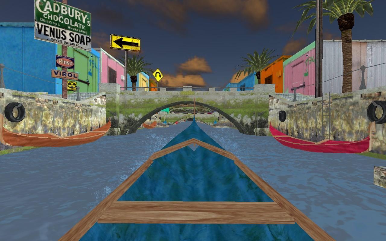 城市游船VR图2