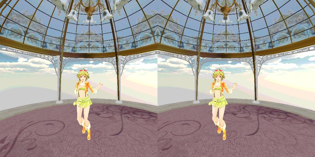 制服萌妹子VR图3