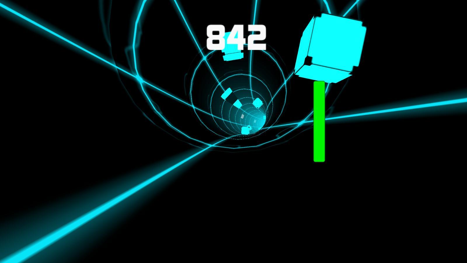 VR 3D隧道图3