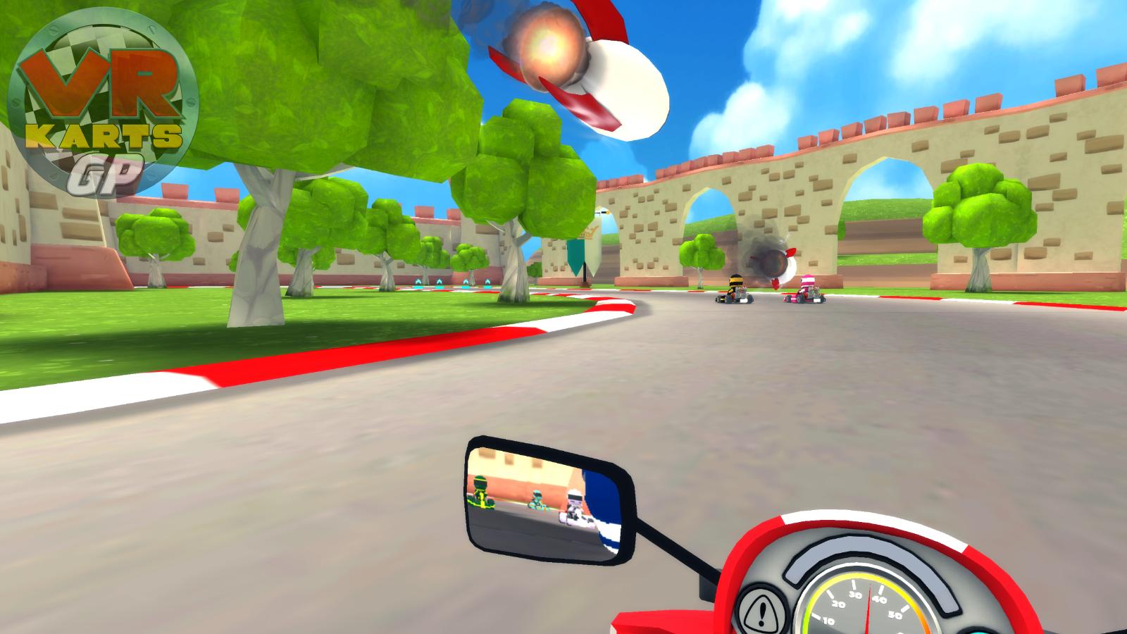 虚拟卡丁车VR图1