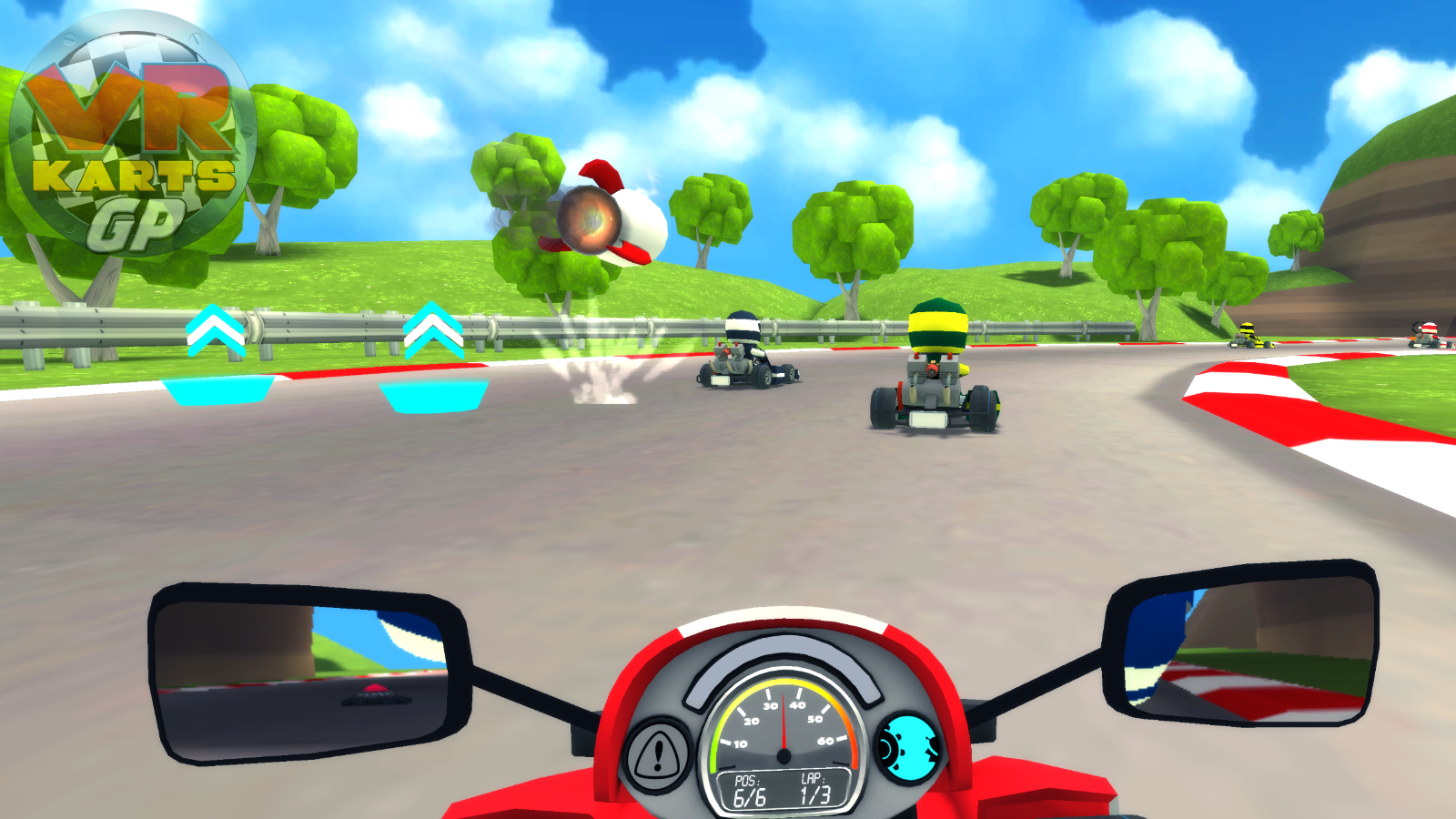 虚拟卡丁车VR图2