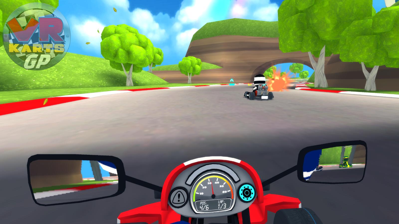 虚拟卡丁车VR图3