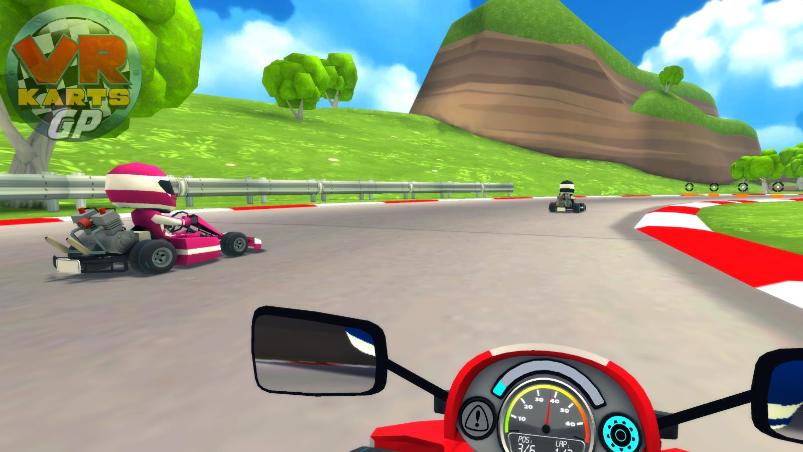 虚拟卡丁车VR图4