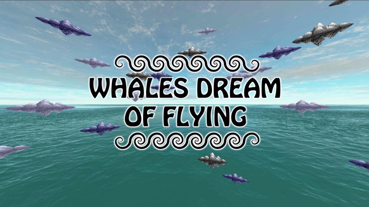 鲸鱼的飞行梦想VR图1