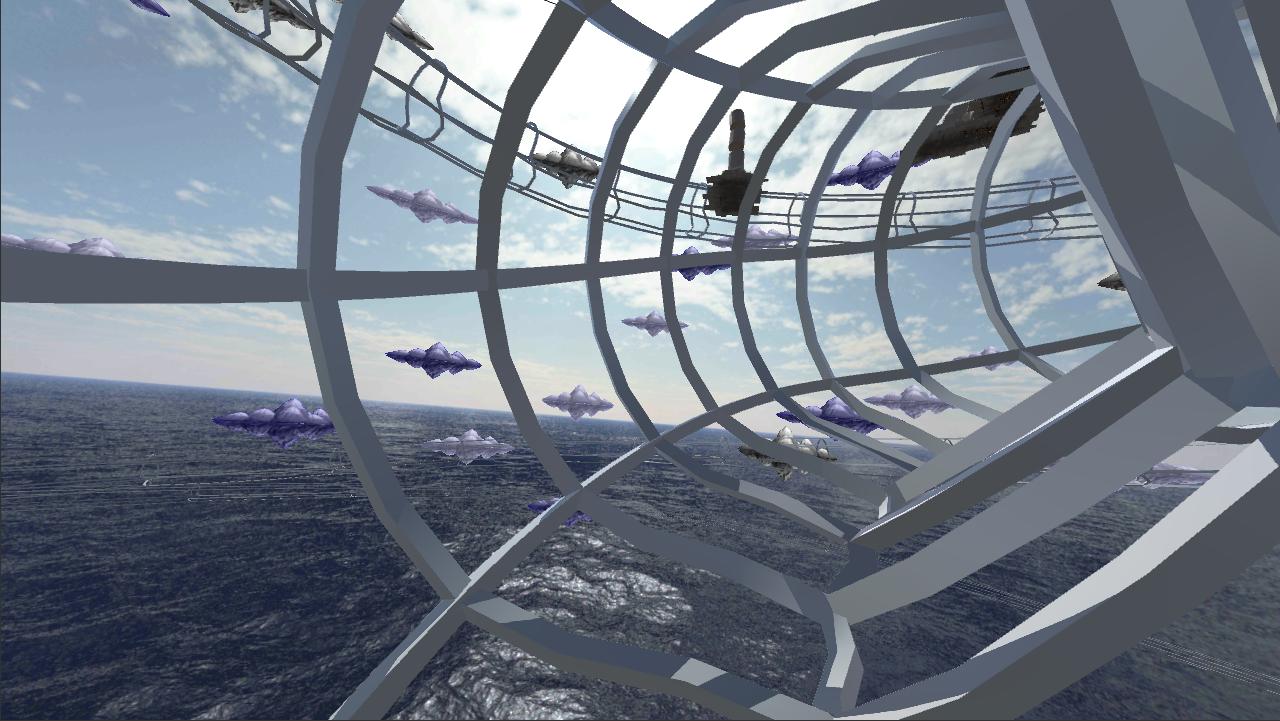 鲸鱼的飞行梦想VR图2