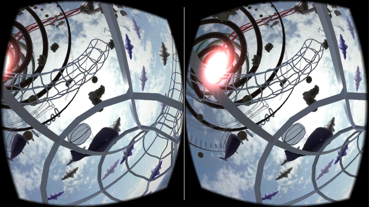 鲸鱼的飞行梦想VR图3