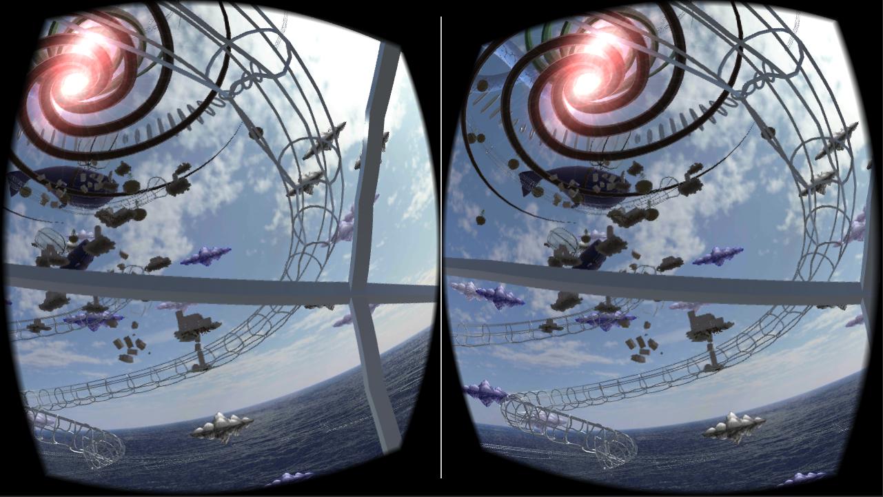 鲸鱼的飞行梦想VR图4