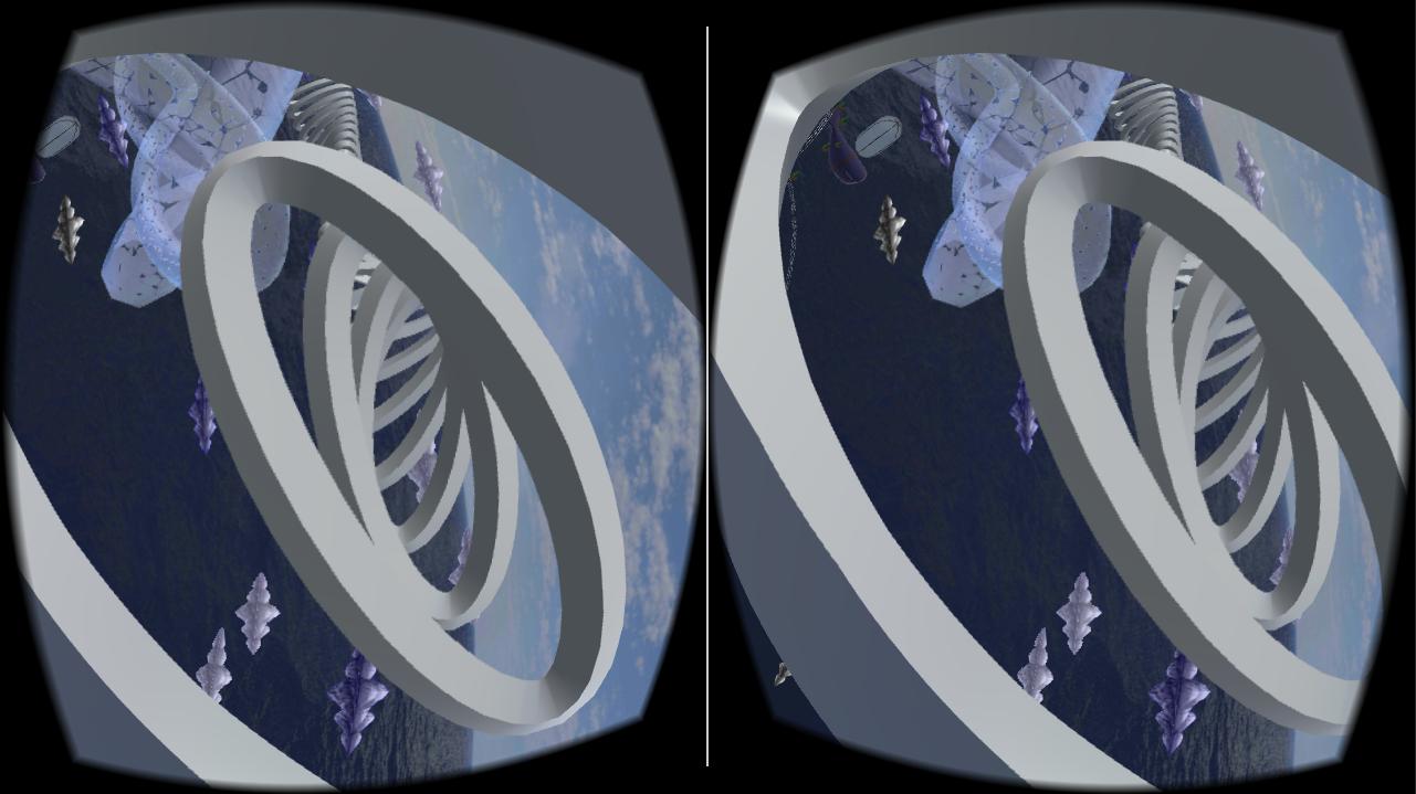 鲸鱼的飞行梦想VR图5