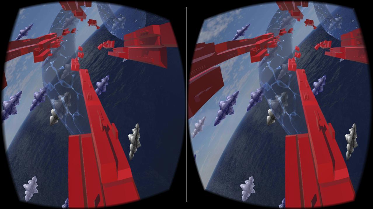 鲸鱼的飞行梦想VR图6