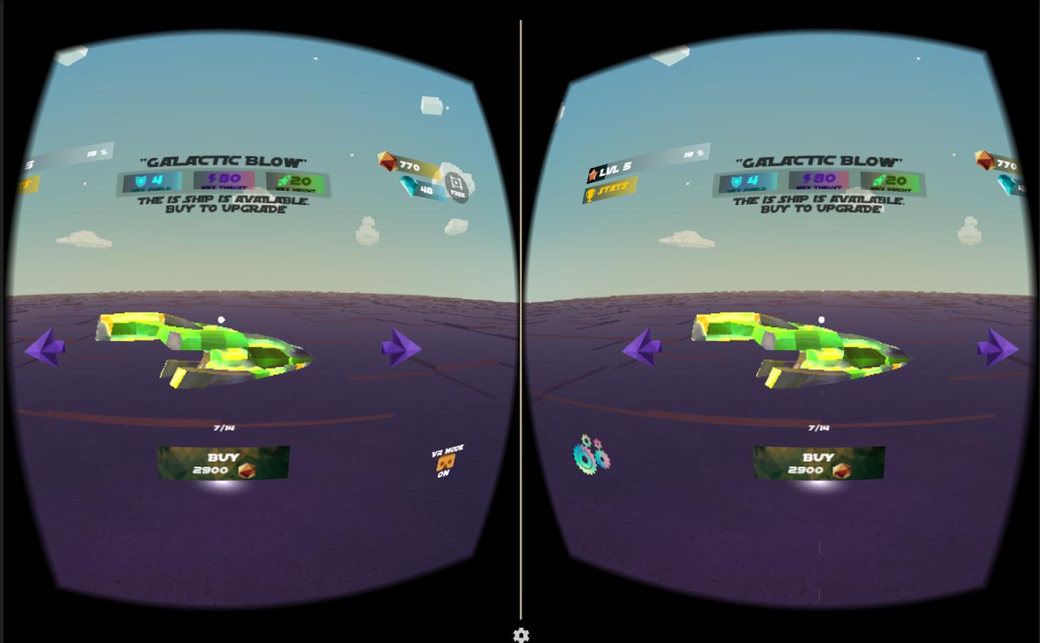 粉碎战争:无人机赛车 VR图3