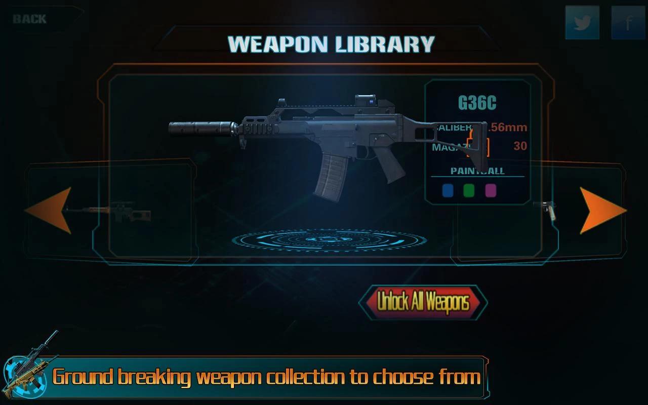真实狙击AR图1