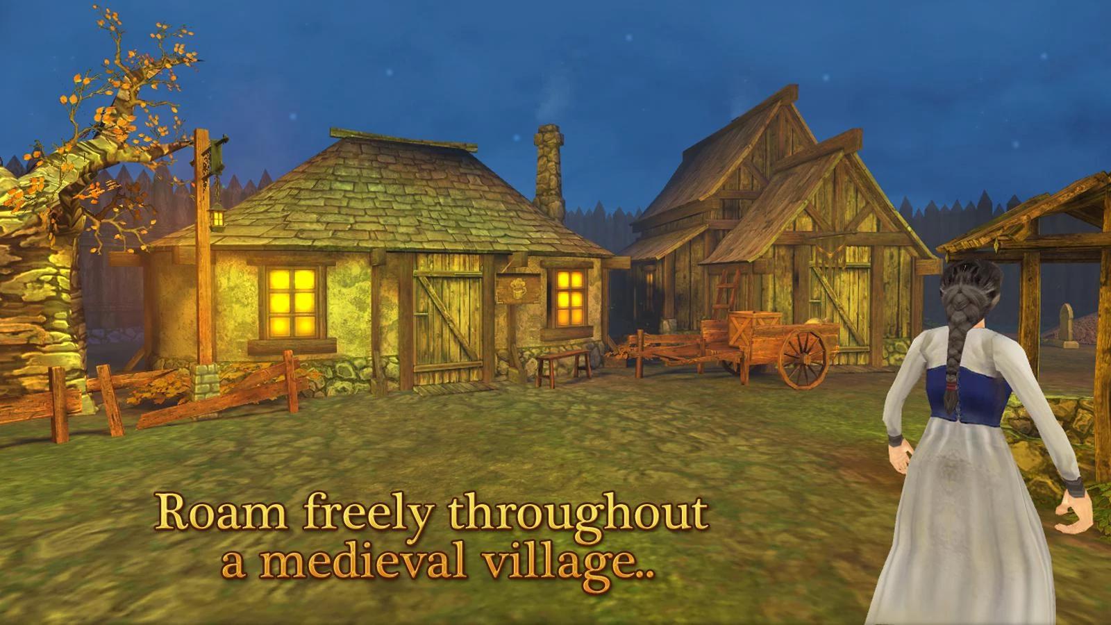 中世纪村庄漫步VR图3