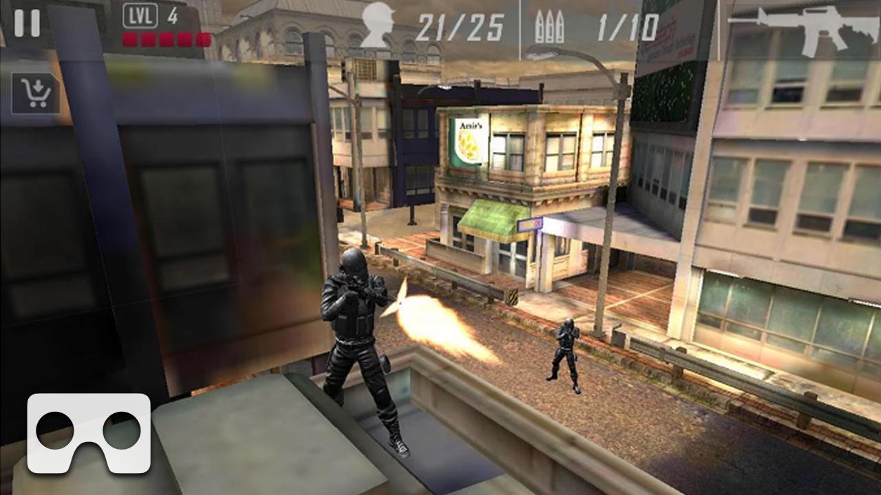 VR城市突击队图1