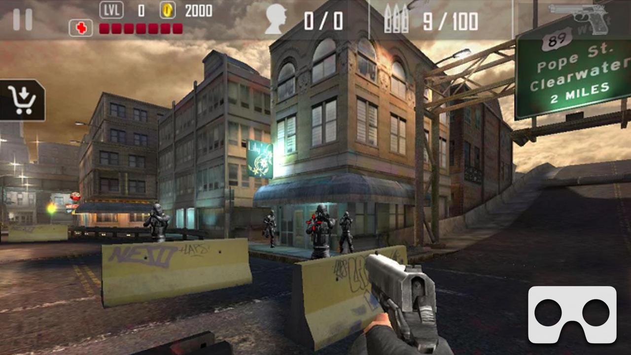 VR城市突击队图2