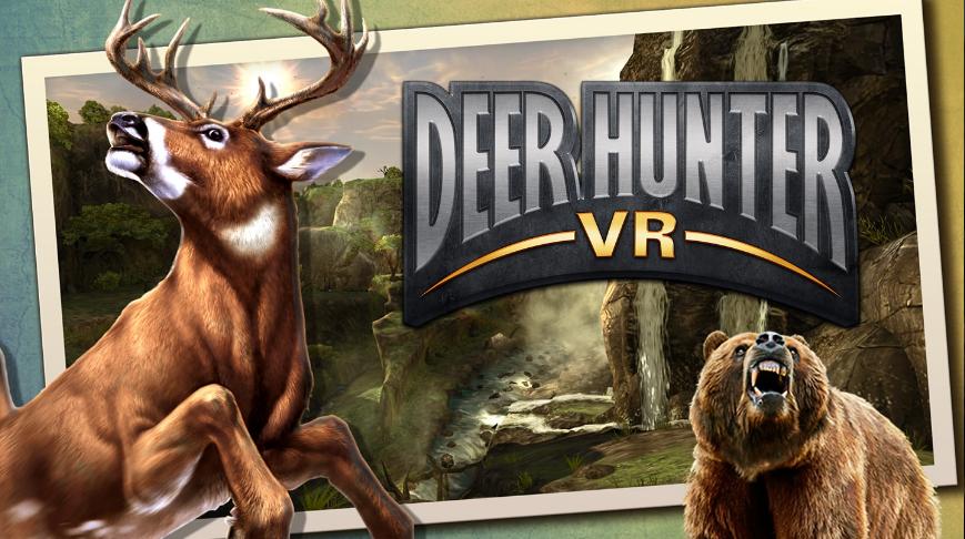 猎鹿人Gear VR图1